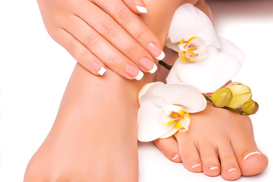 Treat Hands and Feet Treatments