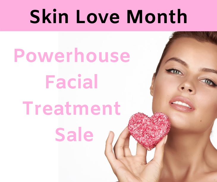 April is Skin Love Month